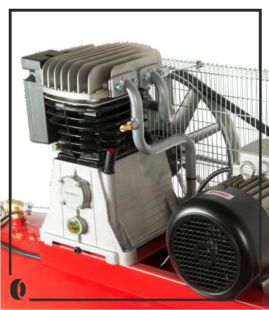 piston compressor engine