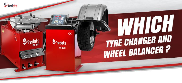 How to choose a tyre changer and wheel balancer