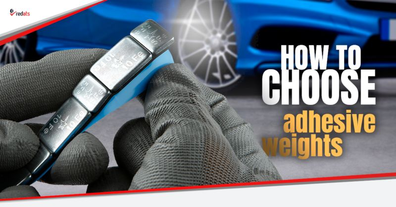 adhesive wheel weights