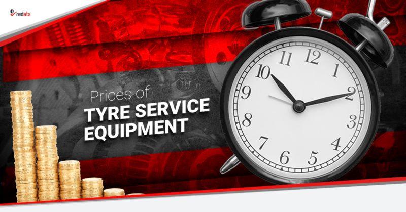 tyre service equipment prices