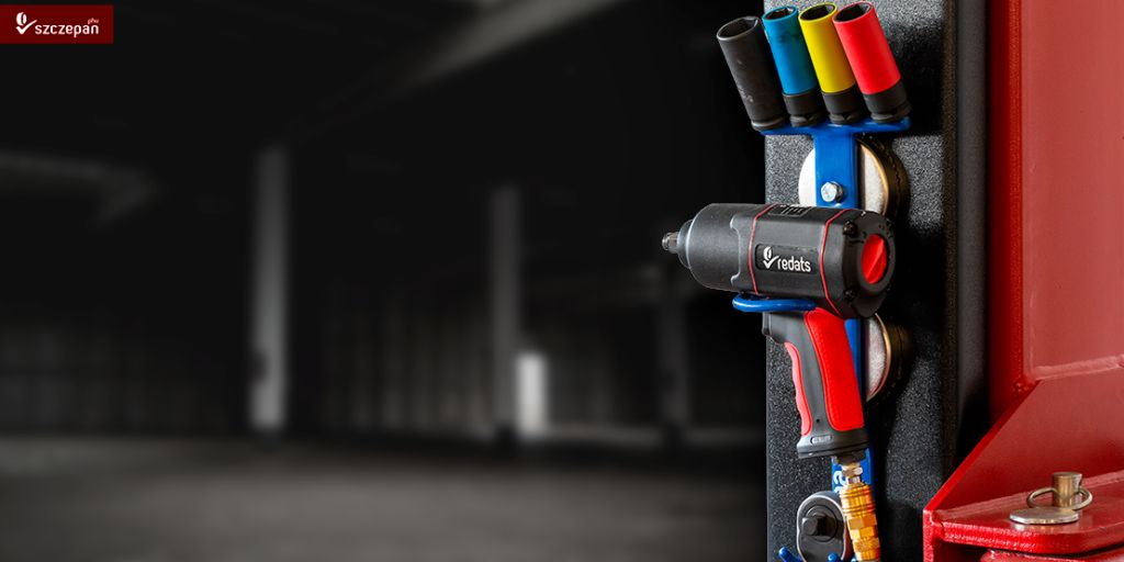 handle for impact wrench