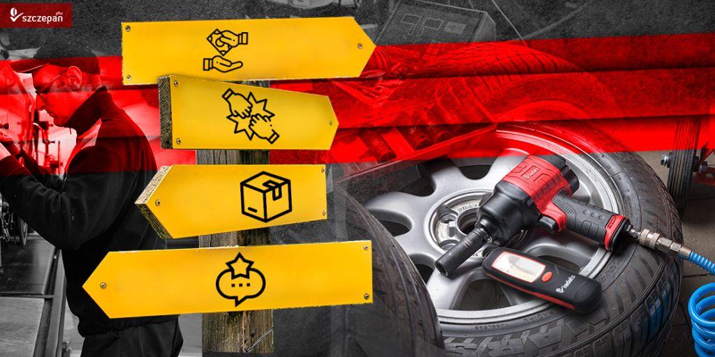 car service equipment choice