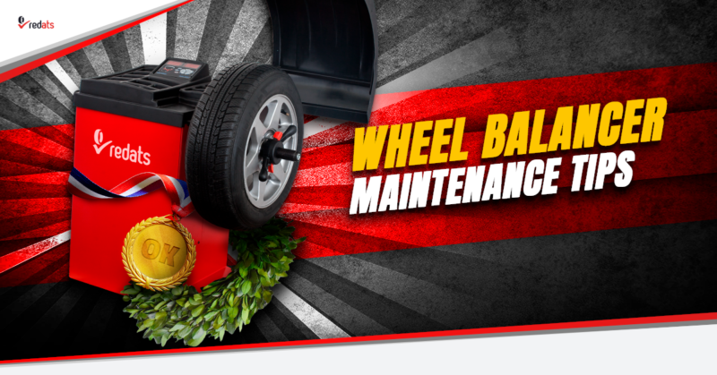 wheel balancer maintenance