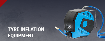 Tire inflation equipment