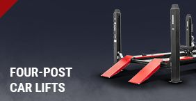 Four-post lifts